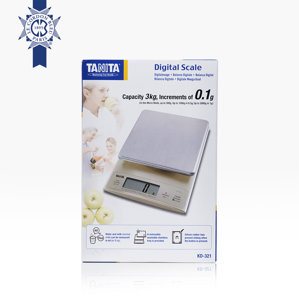 Digital Kitchen Scale Tanita